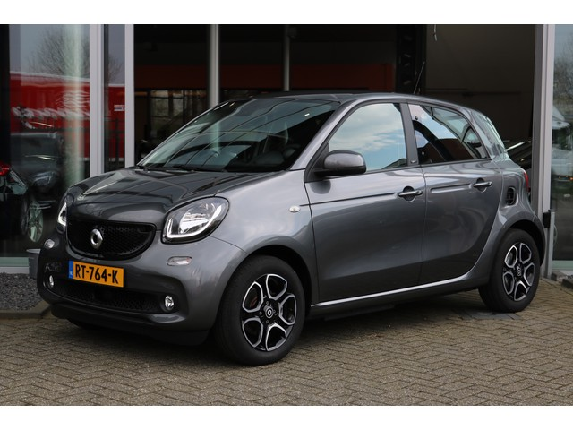 Smart Forfour ELECTRIC DRIVE BUSINESS SOLUTION PLUS Automaat