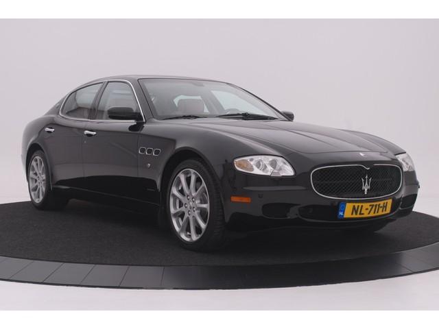 Maserati Quattroporte 4.2 Executive GT ZF-Automaat | Volleder | Schuifdak | Navigatie | Xenon