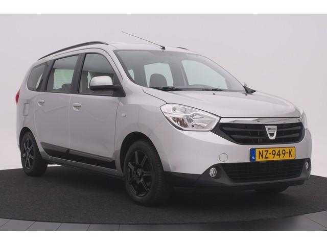 Dacia Lodgy 1.5 dCi Laureate | Airco | Cruise control | Lichtmetalen velgen