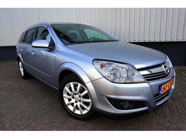 Opel Astra Wagon 1.6 Temptation Navi_Clima_Trekh_Cruise_NAP