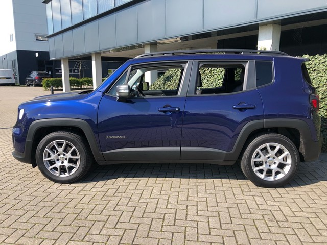 Jeep Renegade 1.3T 150pk DDCT Freedom