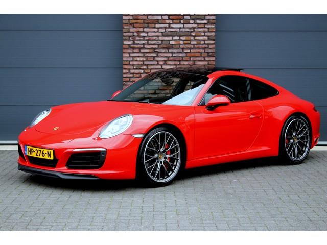 Porsche 911 3.0 Carrera S PDK Aut7, Porsche Dynamic Chassis Control, 4-Wielbesturing, Adap. Led Koplampen PDLS+, Adap. Sportstoelen, Memory,