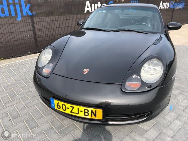 Porsche 911 996 3.4 Coupe Carrera 4 Leer,Navigatie Bj 1999