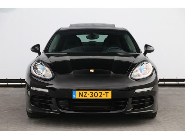 Porsche Panamera 3.0 D Luchtvering Memory 2014 300pk Dealer onderhouden