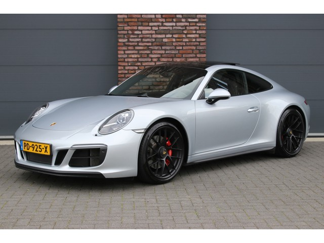 Porsche 911 3.0 Carrera GTS PDK Aut7, Carbon pakket, Schuif kanteldak Glas, DAB+, BOSE Soundsystem, Adap. Sportstoelen, Memory, Schakelbare