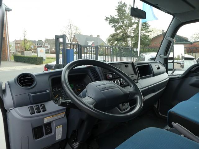 Mitsubishi Canter 3C13 3.0 DI 340 Bakwagen met Laadklep Automaat
