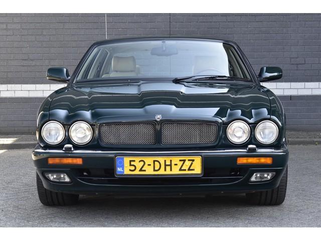 Jaguar XJR 4.0 SWB SUPERCHARGED AUT 326PK LHD
