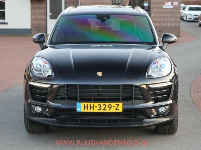 Porsche Macan 3.0 D S PANO LUCHTVERING 21''LMV CAMERA