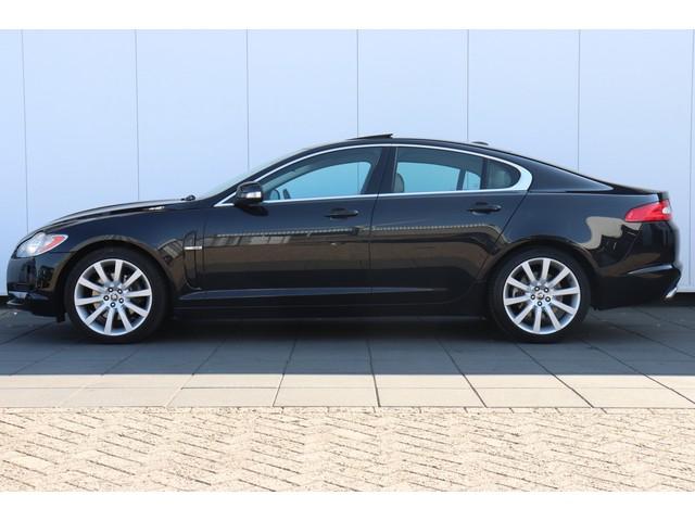 Jaguar XF 4.2 V8 Premium Luxury NAVI   LEER   XENON   DAK
