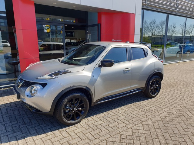 Nissan Juke 1.2 DIG-T S S N-Connecta Black Edition Voorraad korting € 5000,-