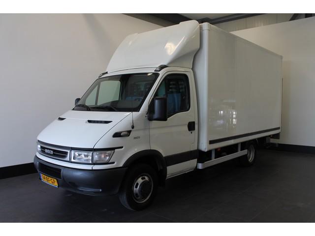 Iveco Daily 40C11 DL - Bakwagen - Laadklep € 4.950,- Ex.