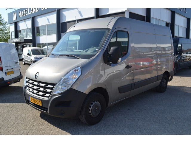 Renault Master T35 2.3 dCi L2H2 - Airco - Cruise € 7.950,- Ex.