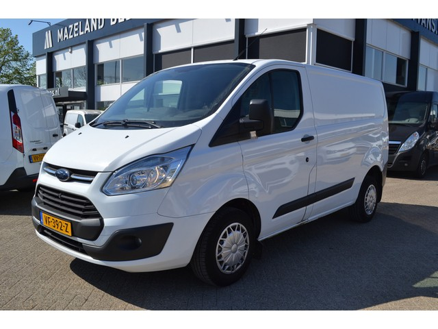 Ford Transit Custom 270 2.2 TDCI 125PK - Airco - Navi - Cruise € 7.950,- Ex.