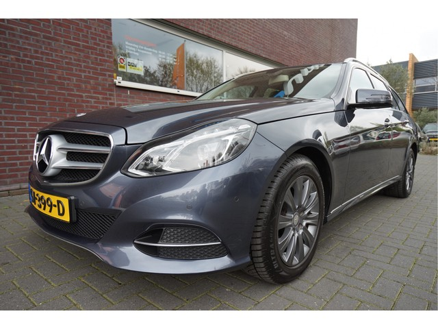 Mercedes-Benz E-Klasse Estate 300 BlueTEC HYBRID Lease Edition LED Leder Navi EX BTW
