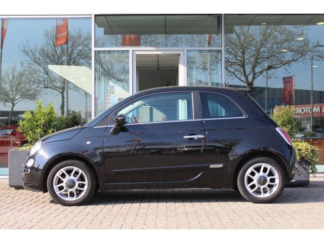 Fiat 500 1.2 Sport, Airco, Blue & Me, Telefoon