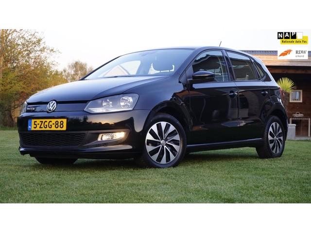 Volkswagen Polo 1.4 TDI BlueMotion ECC AIRCO Navigatie