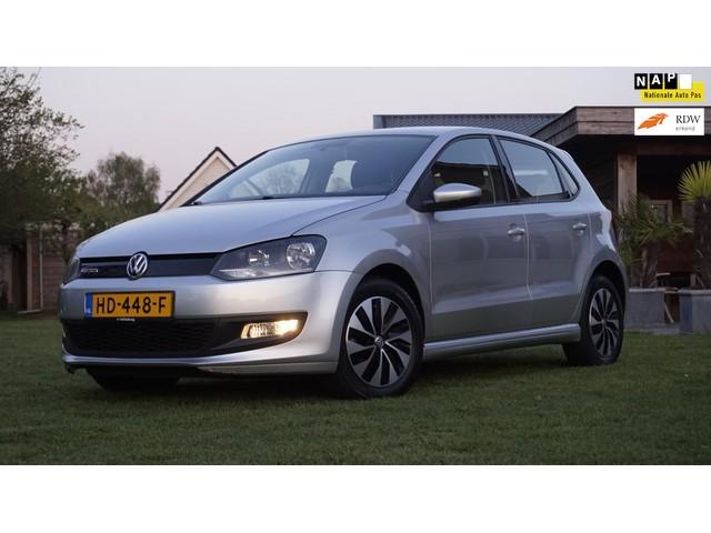 Volkswagen Polo 1.4 TDI BlueMotion Navigatie Airco 5 drs