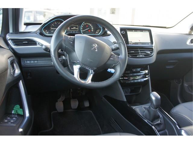 Peugeot 2008 1.2 PureTech 110pk Allure Bleutooth Camera Cruise Navi PDC Parelmoer Wit CarPlay AndroidAuto MirrorLink