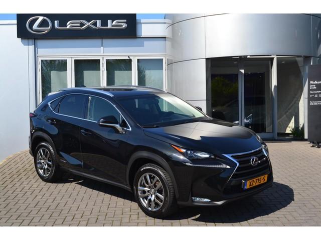 Lexus NX 300h AWD Luxury Line, Elekt. Stoelen,PDC, Trekhaak