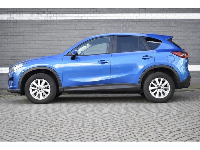 Mazda CX-5 2.0 165pk 2WD Skylease+   Navi   Xenon