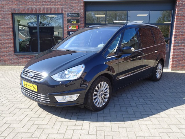 Ford Galaxy 2.0 TDCi Lease Titanium