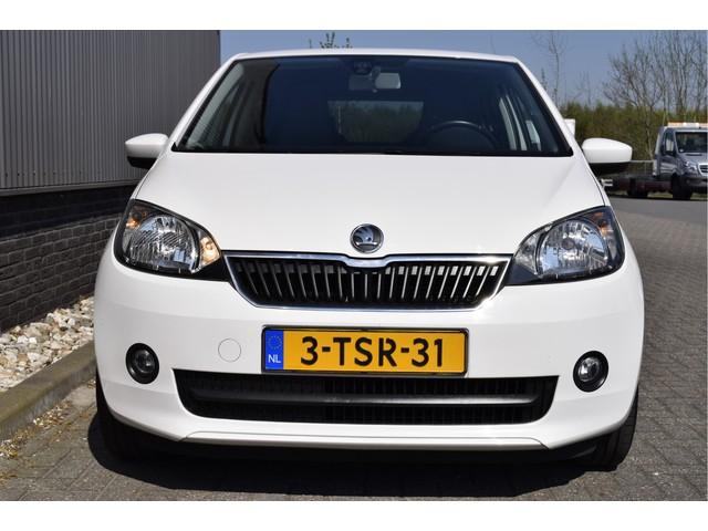 Skoda Citigo 1.0 Greentech Drive cruise control, airco, elek ramen, 14 inch lm velgen