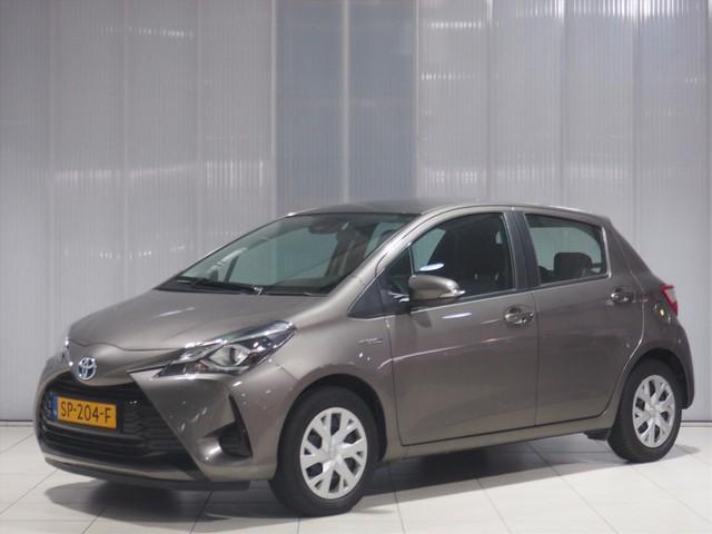 Toyota Yaris 1.5 Hybrid 74pk 5D CVT Aspiration