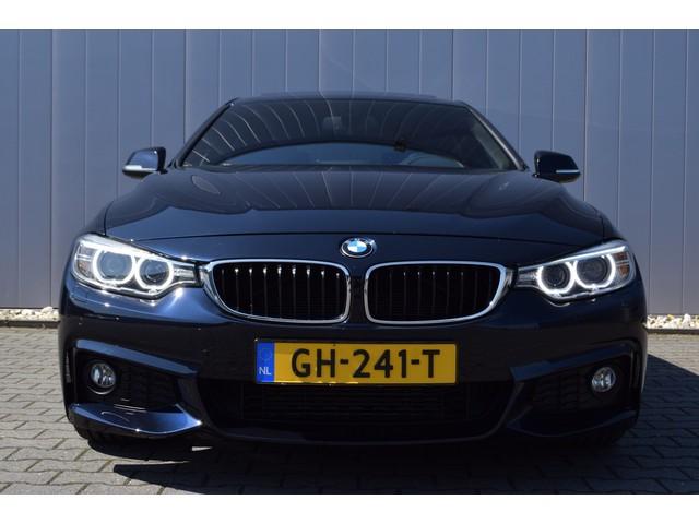 BMW 4 Serie Gran Coupe 420D Automaat Executive M-Sport Bi-Xenon, Sportstoelen, Schuif Kanteldak, Full Map Navi