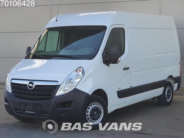 Opel Movano 2.3 DTI 125pk Airco 270° Deuren Cruise L2H2 10m3 Airco Cruise