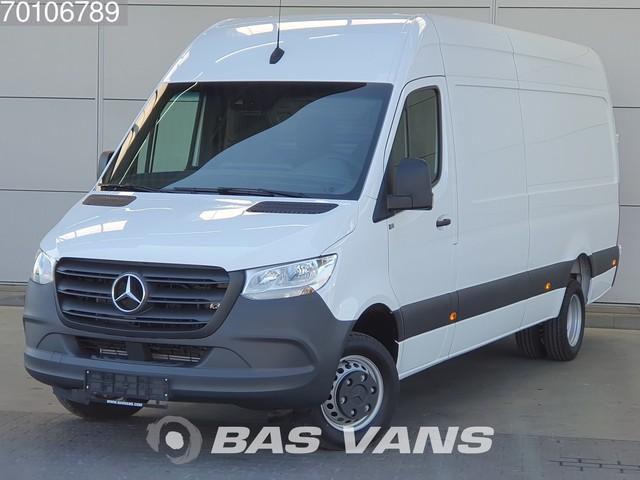 Mercedes-Benz Sprinter 516 CDI Navigatie Camera Nieuw Dubbellucht 3 Zits L3H2 14m3 Airco