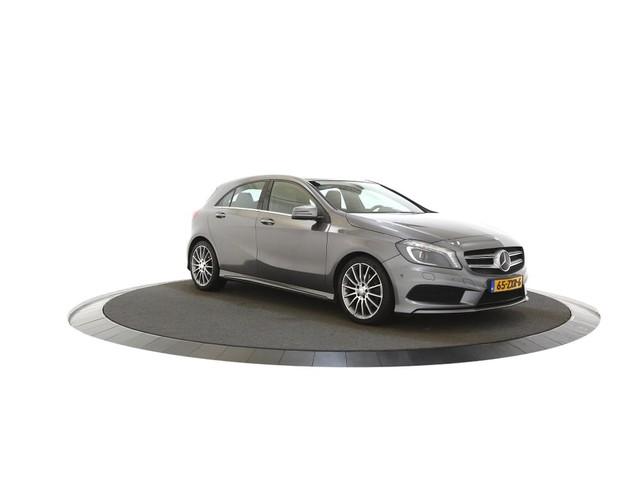 Mercedes-Benz A-Klasse 200 Ambition Automaat, Leer, Panorama, Navigatie, Airco