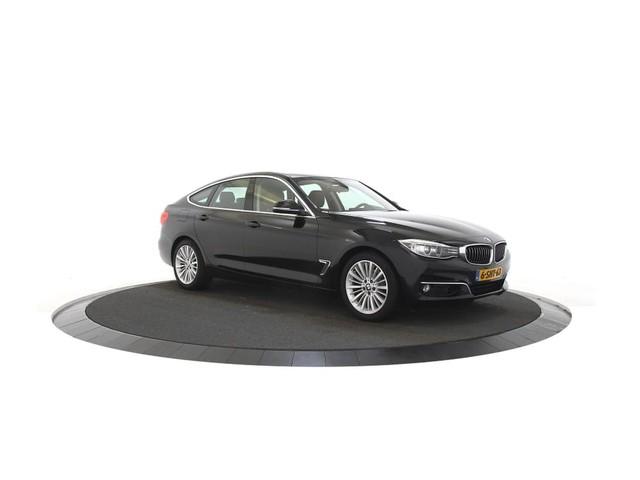 BMW 3 Serie 320 320i GT High Executive automaat, Navigatie, Leer, AIrco