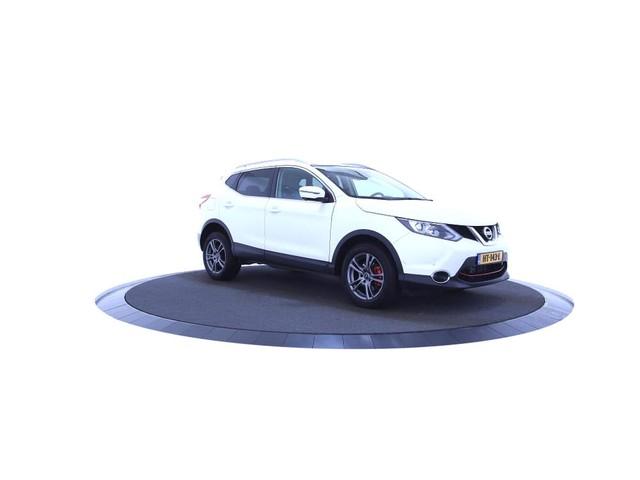 Nissan QASHQAI 1.2 Tekna Automaat, Leer, Navigatie, Airco,