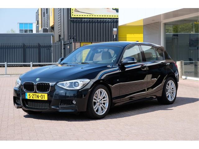 BMW 1 Serie 116i 136pk 6-bak 5-drs High Executive | M-Sport pakket | Navi | Leer