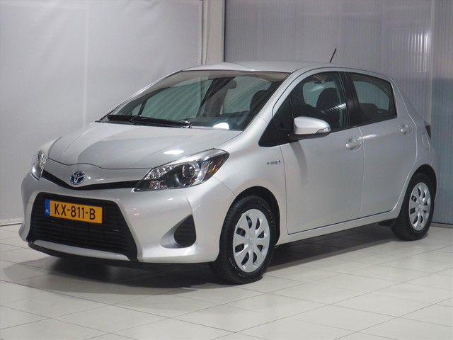 Toyota Yaris 1.5 Full Hybrid 100pk 5D Aut Aspiration