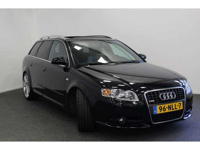 Audi A4 Avant 3.2 FSI quattro Pro Line | Navigatie | Full options | Compleet onderhoud aanwezig | Bel snel 071-5793800 voor de scherpste