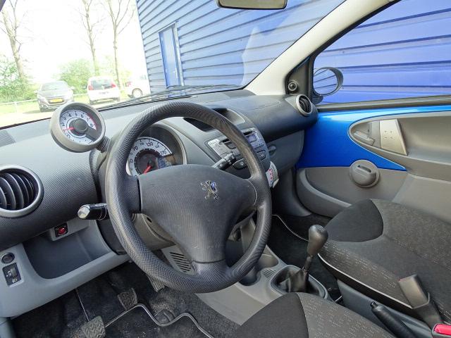 Peugeot 107 XS 5DRS.1.0|AIRCO|RADIO-CD|MISTLAMPEN|C. VERGR. MET AB|