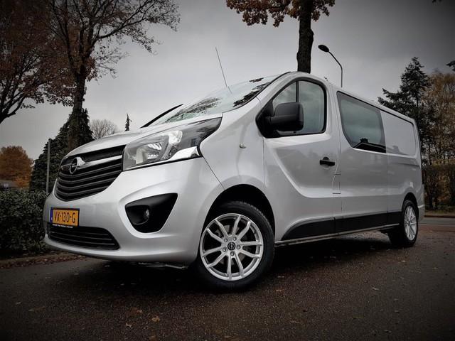 Opel Vivaro 1.6 CDTI L2H1 DC Edition Dub Cabine Airco Navi Cruise