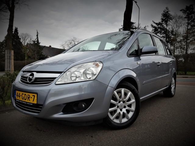 Opel Zafira 2.2 Temptation 7 Zits Clima Cruise Trekhaak Parkeersensor Boekjes Nap