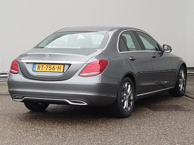 Mercedes-Benz C-Klasse 180 CDI Business Solution Line: Avantgarde