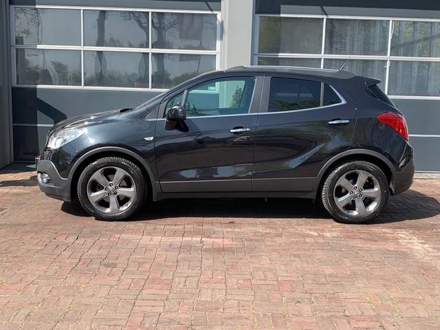 Opel Mokka 1.6 Cosmo airco, cruise control, stoelverwarming, achteruit rij camera