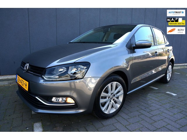 Volkswagen Polo 1.2 TSI Highline Airco_Automaat_Bluetooth