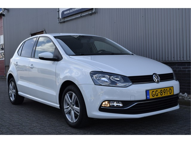 Volkswagen Polo 1.2 TSI First Edition cruise control, airco, 15 inch