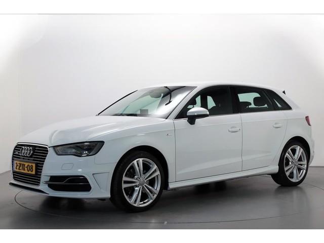 Audi A3 Sportback 1.4 e-tron PHEV Ambiton Pro Line S S-Line 2x Navigatie LED 200x Vw-Audi-Seat-Skoda