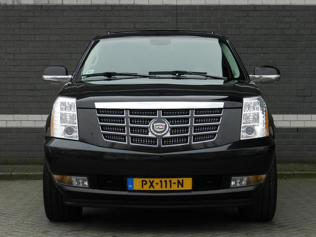 Cadillac Escalade 6.2 V8 AUT Platinum 7-P   Navi   LPG-G3
