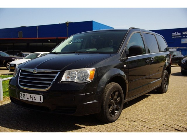 Chrysler Grand Voyager 2.8 CRD Aut 2010 Stow N Go 7 persoons