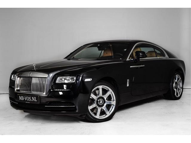 Rolls-Royce Wraith 6.6 V12 Starlight Comfortacces Driversassist 360camera Aut