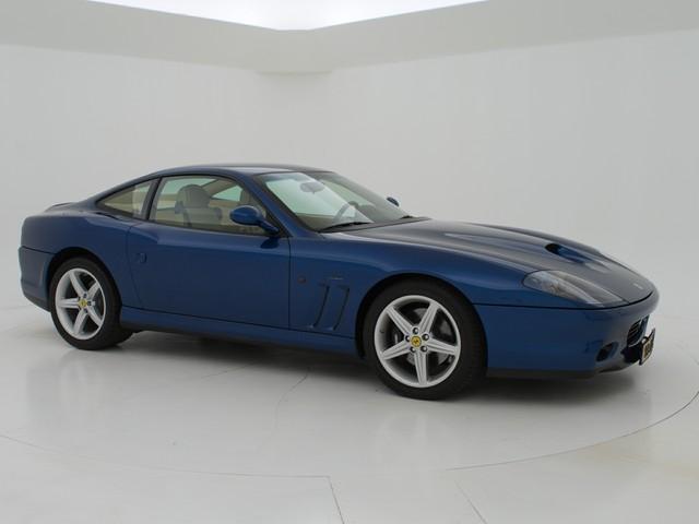 Ferrari 575m MARANELLO 5.7 V12 517 PK F1