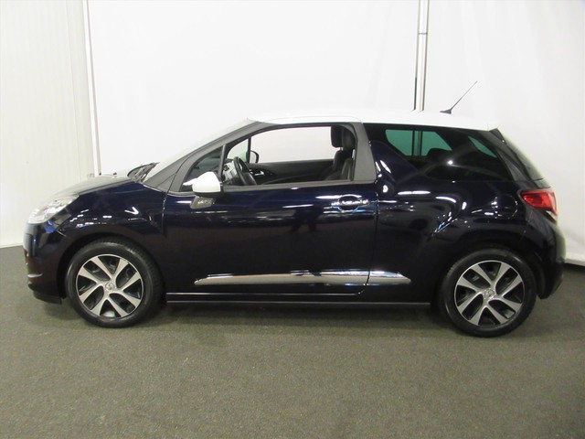 DS DS 3 1.2VTi So Chic (Navi ECC PDC)