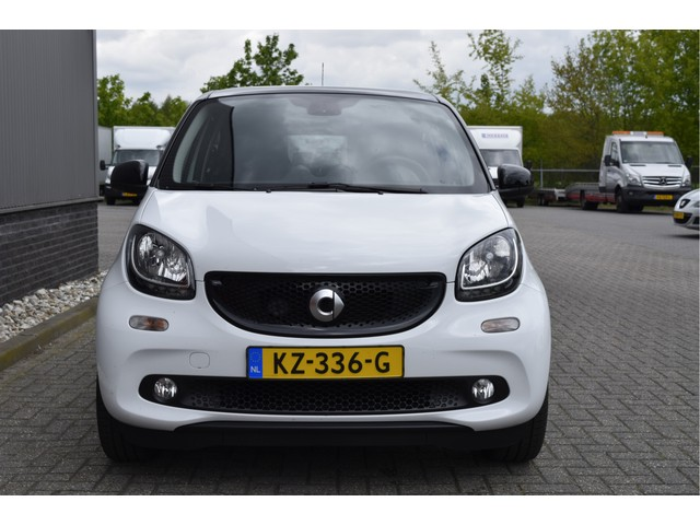 Smart Forfour 1.0 Passion automaat, panorama, cruise, airco,